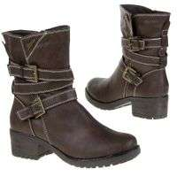 Damen Stiefel - brown