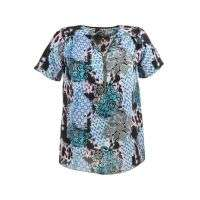 Damen Bluse Gr. one size - multi²