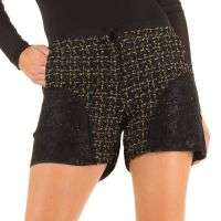 Damen Shorts von Sweewe - black