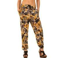 Damen Hose Gr. M - yellow²