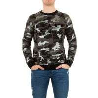 Herren Sweatshirt von Sixth June  - bkgs