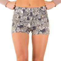Damen Shorts - grey²