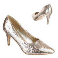 Damen Pumps - gold