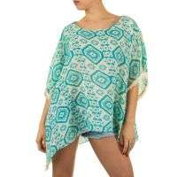 Damen Tunika von Best Fashion Gr. one size - green