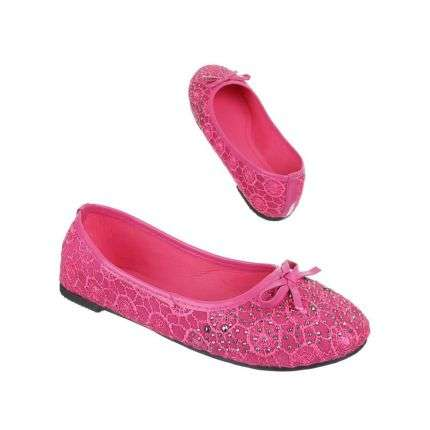 Kinder Ballerinas - rose