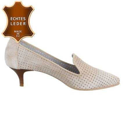 Damen Pumps - bege