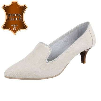 Damen Pumps - powder