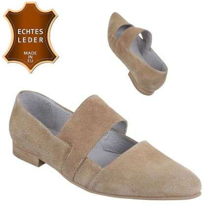 Damen Pumps - taupe