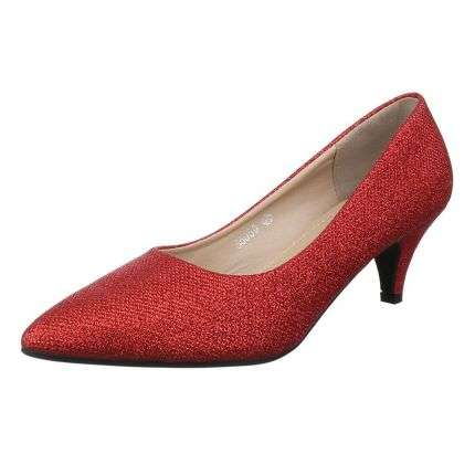 Damen Pumps - red