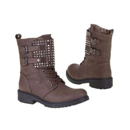 Damen Boots-Stiefel - brown