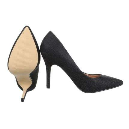 Damen High Heels - blck