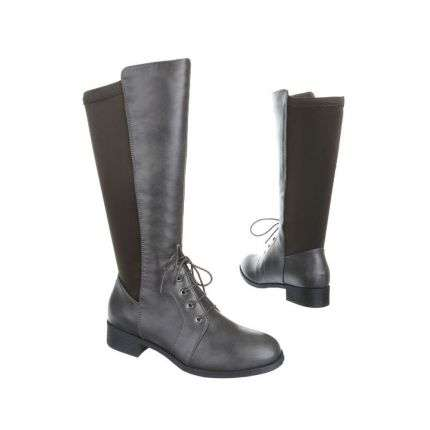 Damen Stiefel - grey