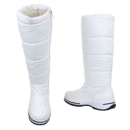 Damen Stiefel - white