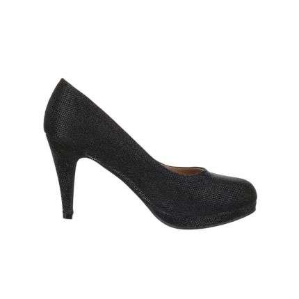 XXL Damen Pumps - black