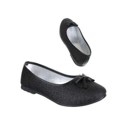 Kinder Ballerinas - black