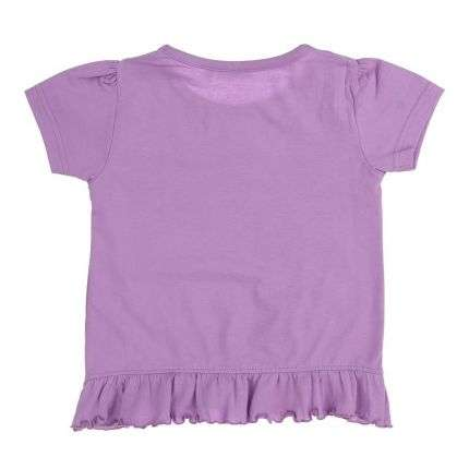 Kinder T-Shirt - lila