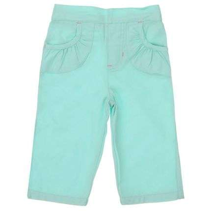 Kinder Hose von Girls - green