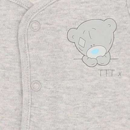 Kinder Langarmshirt von Tiny Tatty Teddy - L.grey