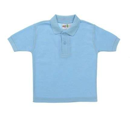 Kinder T-Shirt - L.blue