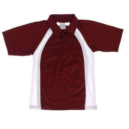 Kinder T-Shirt - wine