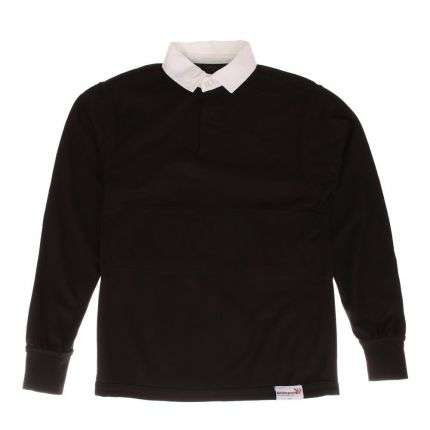 Kinder Langarmshirt - black