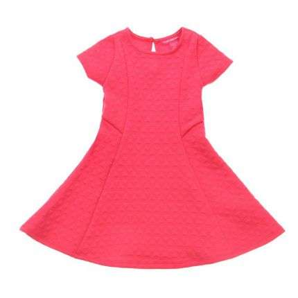 Kinder Kleid - red