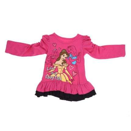 Kinder Hose/Top von Disney - pink