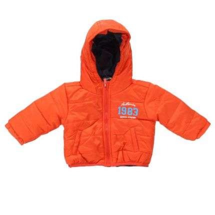 Kinder Jacke von Fagottino - orange