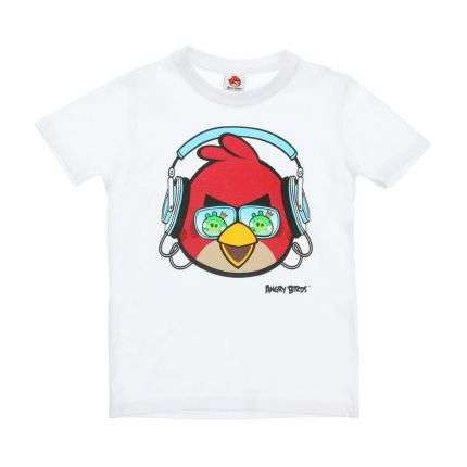 Kinder T-Shirt - white