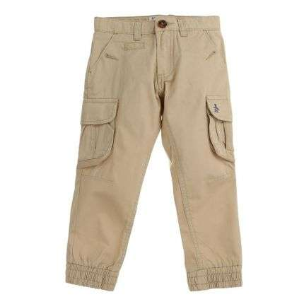 Kinder Hose von Original Penguin Junior - beige