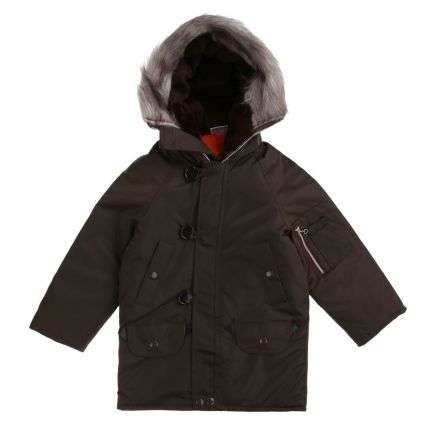 Kinder Jacke - brown