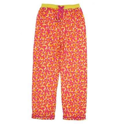 Kinder Hose/Top - yellow