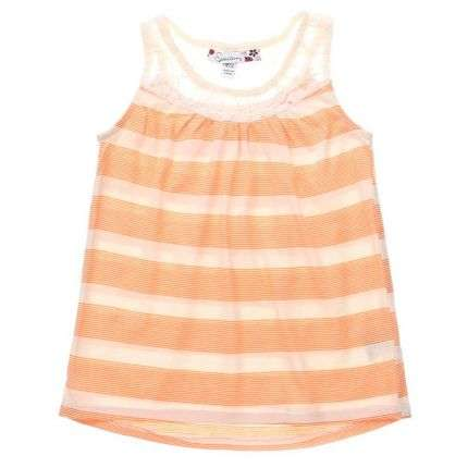 Kinder T-Shirt von Spechless - orange
