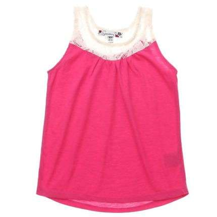 Kinder T-Shirt von Spechless - pink