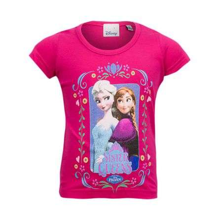 Kinder T-Shirt von Disney - pink