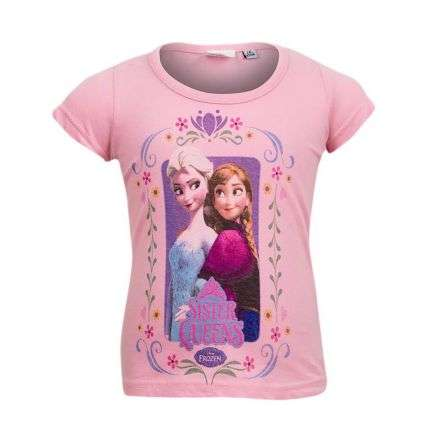 Kinder T-Shirt von Disney - rose