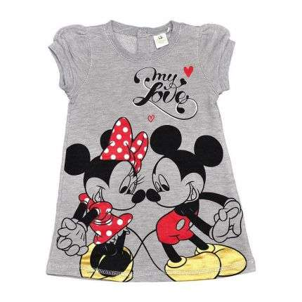 Kinder Kleid von Disney Baby - grey