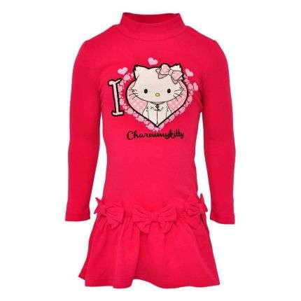 Kinder Kleid von Sanrio Charmmyitty - red