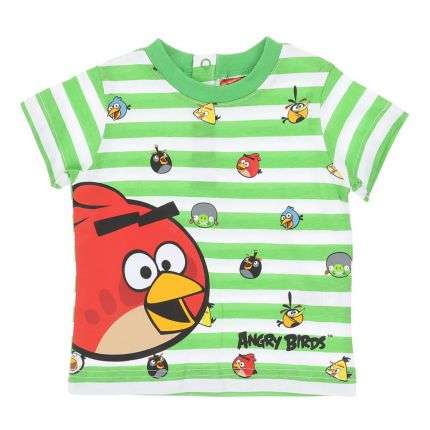 Kinder T-Shirt- green