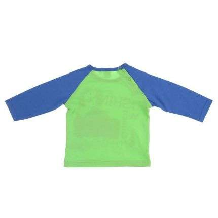 Kinder Langarmshirt - green