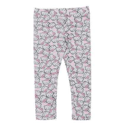 Kinder Leggings- grey