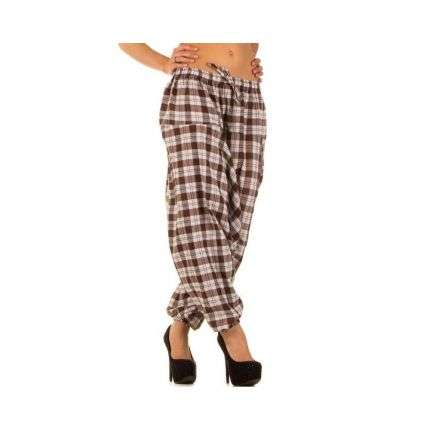 Damen Hose Gr. one size - brown²