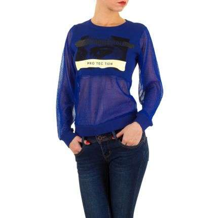 Damen Shirt von Sweewe - blue