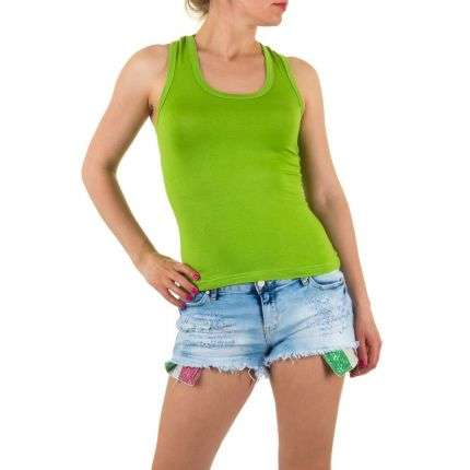 Damen Top Gr. one size - green