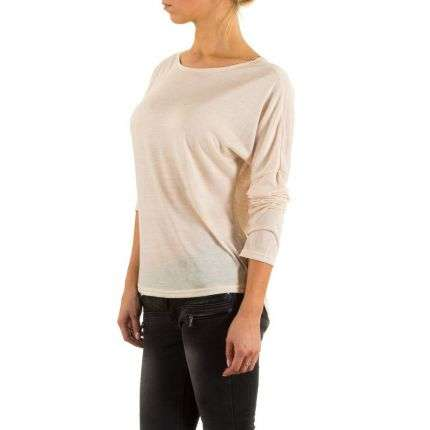 Damen Shirt von Jcl - cream