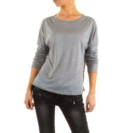Damen Shirt von Jcl - grey