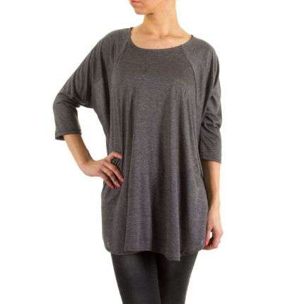 Damen Tunika von Jcl - grey