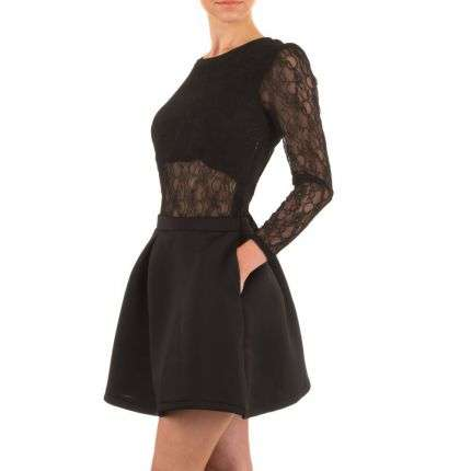 Damen Kleid von Julie By Jcl - black