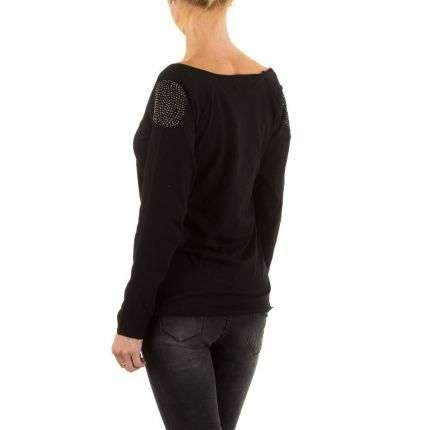 Damen Shirt von Jcl - black