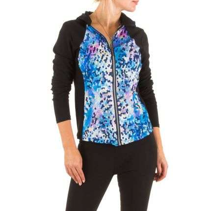 Damen Jacke von Best Fashion - blue